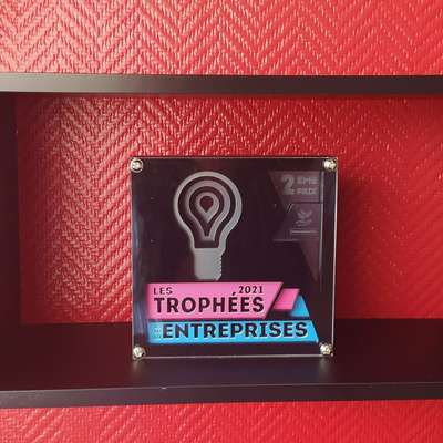 Deuxième Prix Trophées des Entreprises