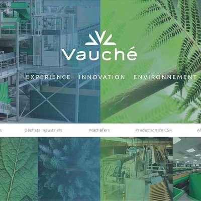 VAUCHÉ - Pollutec Panel